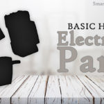 Basic Electrical Parts & Components of House Wiring Circuits