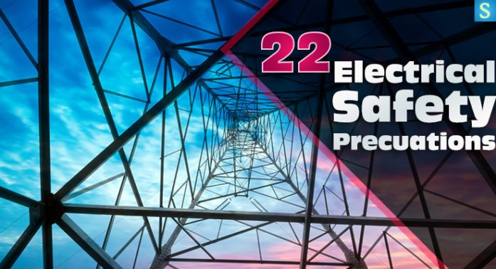 Electricity Safety Rules For Average Person